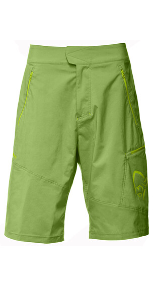 Norrøna M's /29 Flex1 Shorts Green Creed